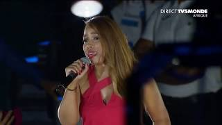 NATALY ANDRIA - African Games 2019 Closing ceremony
