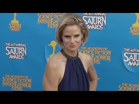 Joelle Carter Justified  41st Annual SATURN Awards Red Carpet