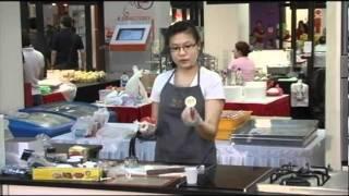 Singapore National Day Cupcake Decoration