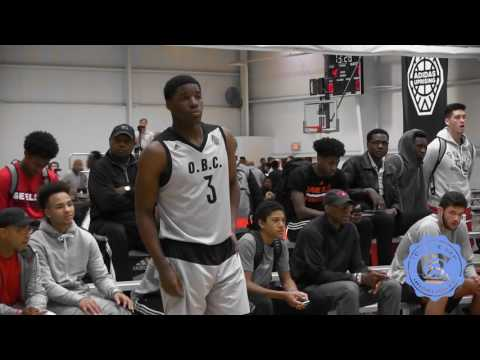 Naz Bohannon 2017 6'5 SF Ohio Basketball Club Mixtape
