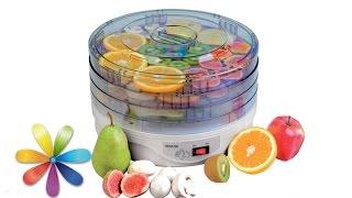 видео Какая сушилка для фруктов лучше