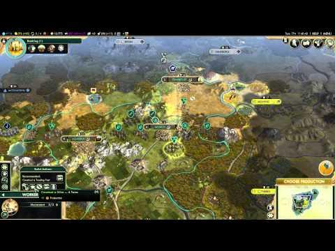 Civilization V, Part 3: End of War, Beginning of War