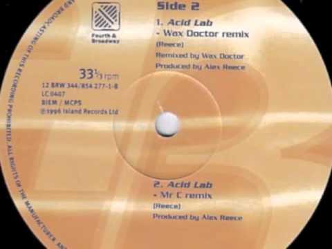 Alex Reece - Acid Lab (Mr.C remix)