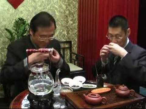 Special brew for century-old tea house