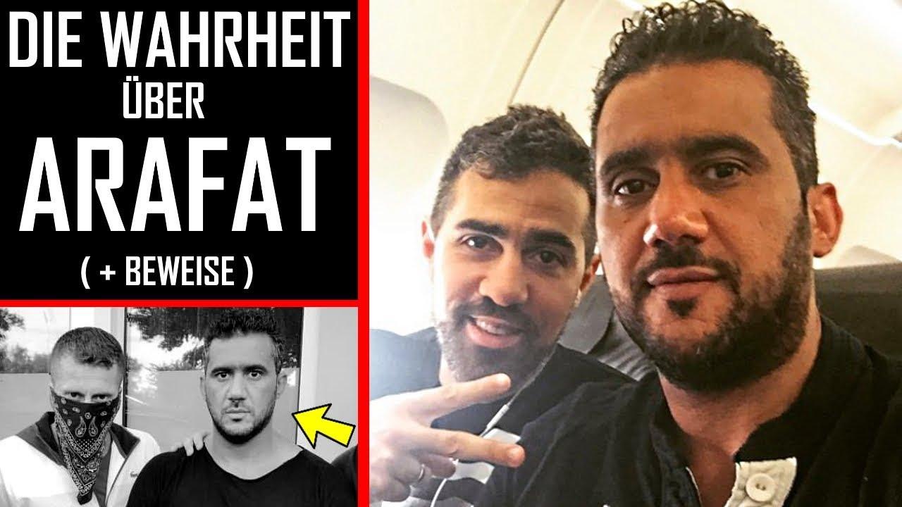 Arafat Abou Chaker Vermögen