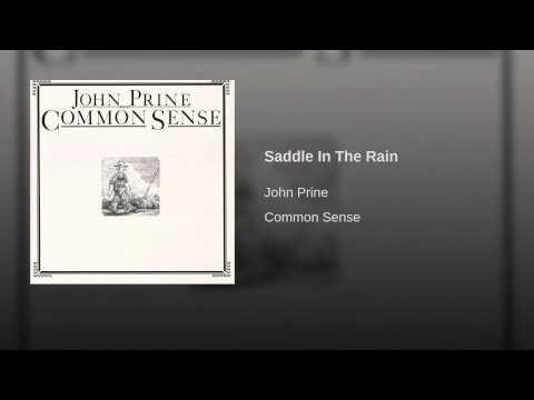 Saddle In The Rain