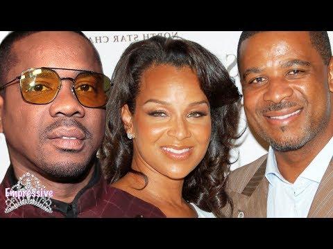 Duane Martin was trifling for breaking up Lisa Raye's marriage!   Nivea, Lil Wayne, Lauren London