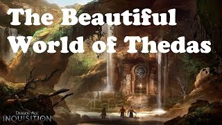 Dragon Age Inquisition: The beautiful landscapes of Ferelden and Orlais