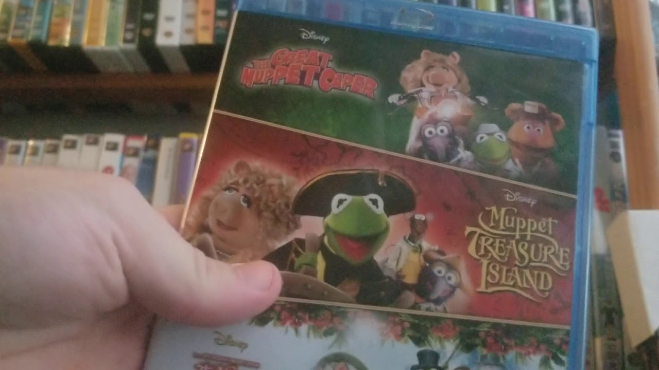 Download The Muppets 6 Movie Collection Blu-Ray Unboxing