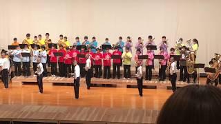 広陵高校 文化祭 野球部応援歌 2018