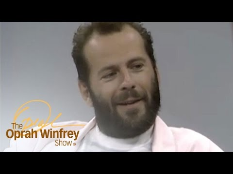 Bruce Willis on Alan Rickman and Doing His Own Stunts in Die Hard | The Oprah Winfrey Show | OWN