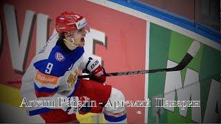 Artemi Panarin Артемий  Панарин - Highlight Video -  From Russia with skills
