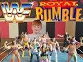 wwe toys . wwf royal rumble .