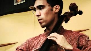 Carnatic music on Cello (Evaribodhana, Eesane, Sri Mahaa Ganapathi, Mokshamu)
