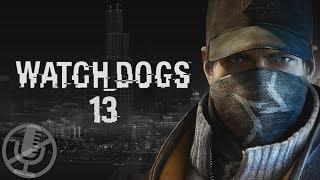 Watch Dogs Прохождение На Русском #13 — Рыжий тебе не идет