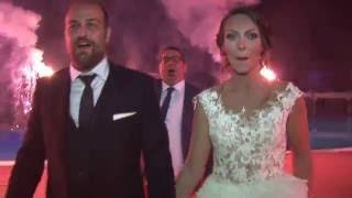ΠΑΟΚτσiδικος Γάμος στην Πτολεμαΐδα - Γιώργος & Δήμητρα