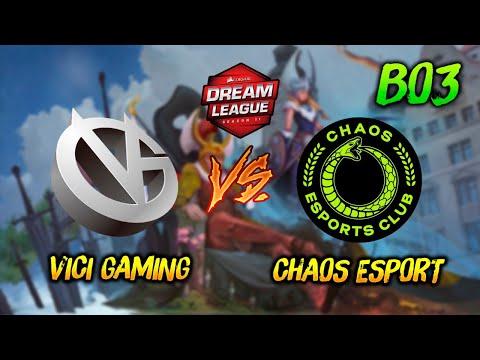 Vici Gaming vs Chaos Esport Club ► DreamLeague Season 13 ( Día 2 ) 😍 | Dota 2