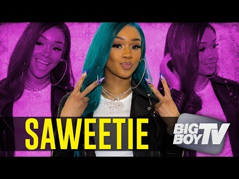Saweetie on Going to USC Before Rap Meeting Quavo Rapping For J Cole + More