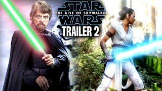 The Rise Of Skywalker Trailer 2 HUGE News Revealed! (Star Wars Episode 9 Trailer)