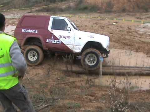 Trial 4x4 Gerard L28 Nissan Patrol Solarca Youtube