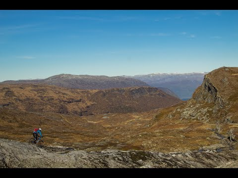 Mountain Bike tour with Outdoor Norway in Voss