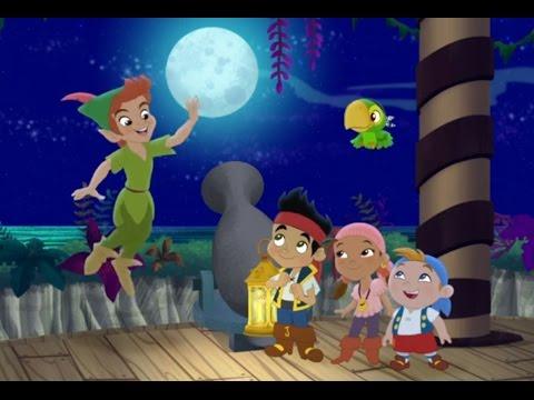 Джейк и пираты Нетландии - Джейк спасает Быстрый
