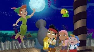 Джейк и пираты Нетландии - Джейк спасает