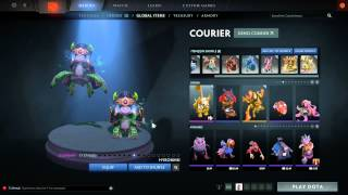 Courier Hyeonmu with 17 styles