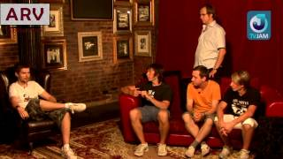 Noize MC о группе Кирпичи, на ARV