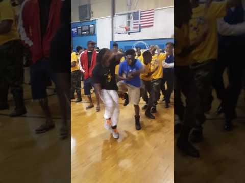 Nu Kappa Psi homecoming Aliceville High school