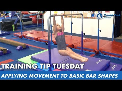 Applying Movement To Basic Bar Shapes