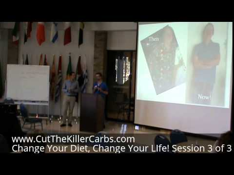 Basic Training for LCHF Diet: AM Session 3 of 3 cam 2