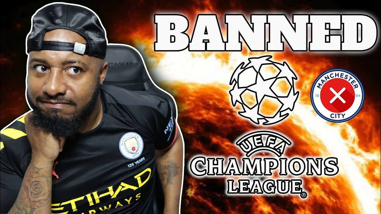 Soccer world reacts to Manchester City's Champions League ban