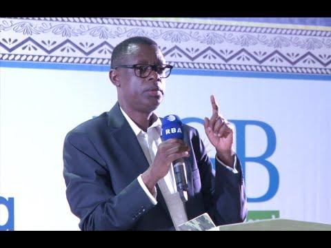 GEN. KABAREBE ON THE GENESIS OF RWANDA'S LIBERATION