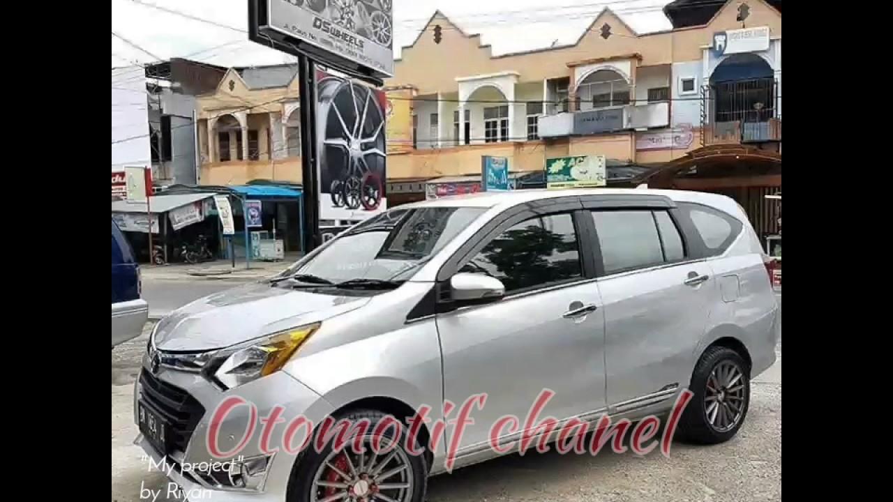 Modifikasi Daihatsu Sigra Dan Toyota Calya Terbaru Update