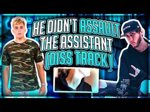 Thumbnail: Banks Accused of Assaulting Jake Paul's Assistant (Diss Track?)