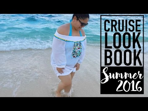 Carnival Cruise Lookbook | What To Wear On A Cruise | Summer 2016 | Feat ELOQUII from YouTube · Duration:  3 minutes 21 seconds