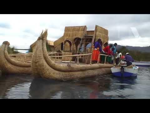 PART #4  WE VISIT PERU   LAKE TITICACA