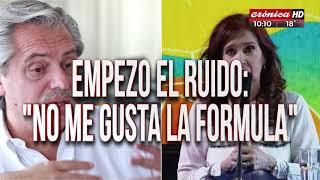 Fin del misterio: Alberto Fernández presidente - Cristina Vice (2/2)