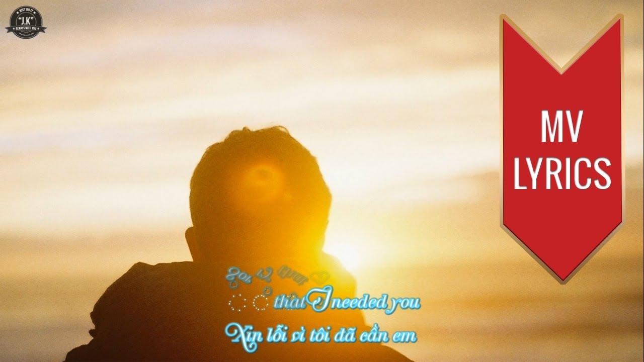 Sorry That I Loved You | Anthony Neely | Lyrics [Kara + Vietsub HD]