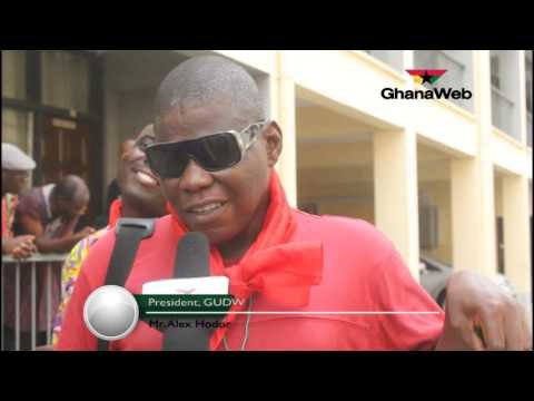 Controller must pay our guide and transport allowances – Ghana Union of Disabled Workers