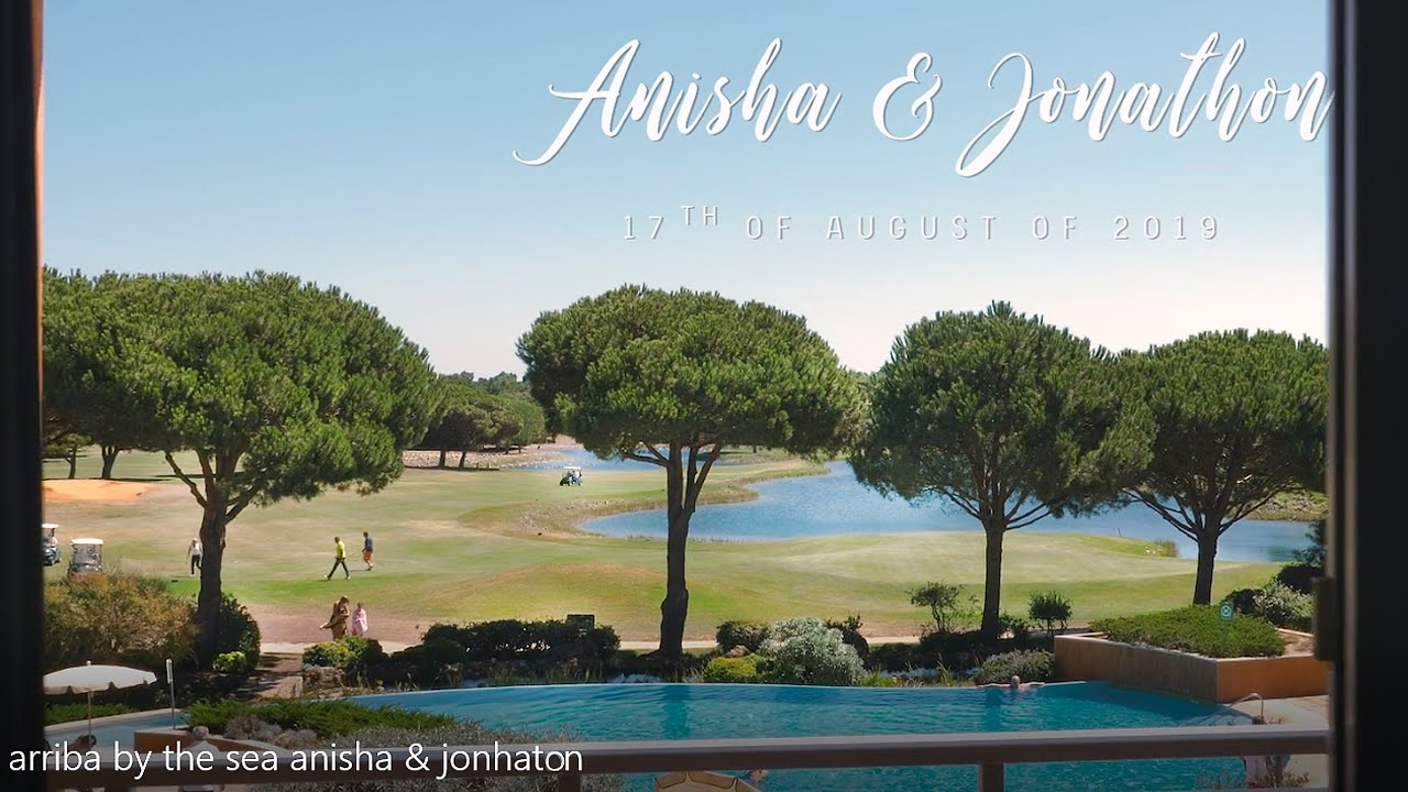 Wedding in Portugal Arriba by the Sea || Pool and Beach Venue || ~ by Lisbon Wedding Planner