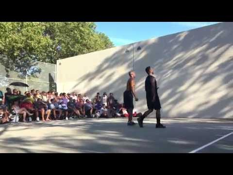 KING OF THE COURTS HANDBALL PRO FINAL 2016 TIMBO VZ ROOKIE