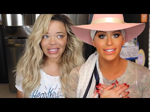 Gigi Gorgeous REACTS to Trisha Paytas' Transgender Coming Out Video