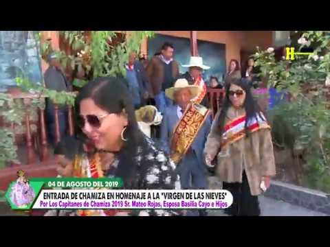 ENTRADA DE CHAMIZA