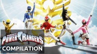 Power Rangers en Français | Megaforce Transformations