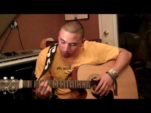 B.O.B Nothing on you tutorial chords