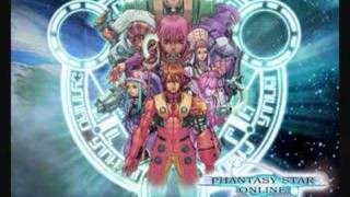 Phantasy Star Online~Can Still See the Light