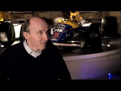 Sir Frank Williams - the crash that changed his life