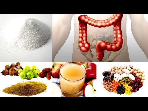 6 Foods That Can Naturally Clean Your Colon!